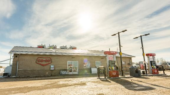 Bonnyville Co-op Gas Bar